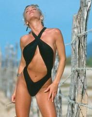Pretzel Styled Swimsuit