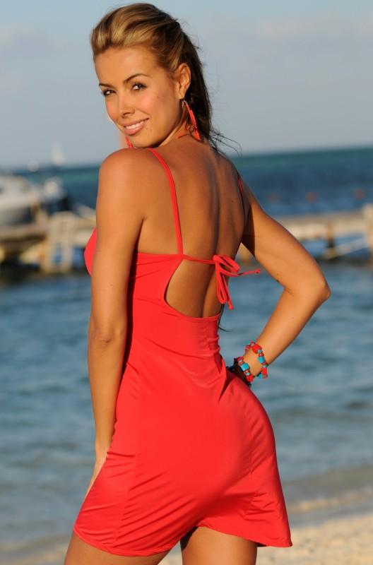 882f507cefa31 Red Beach Dress – fashion dresses