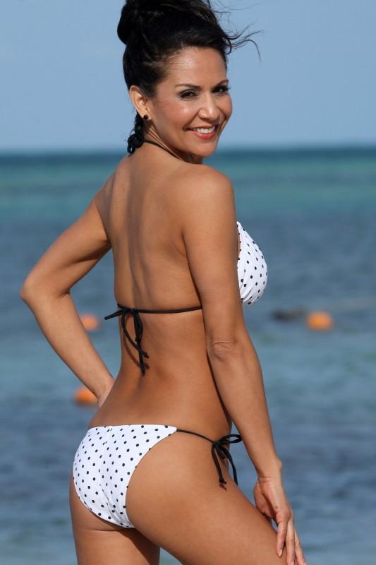 Polka Dot Bikini Swimwear 87