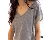 loose fitting casual shirt